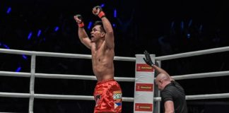 Kevin Belingon vs Andrew Leone at ONE Championship: Heroes of Honor