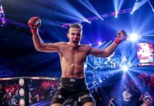 Bellator MMA's Adam Borics