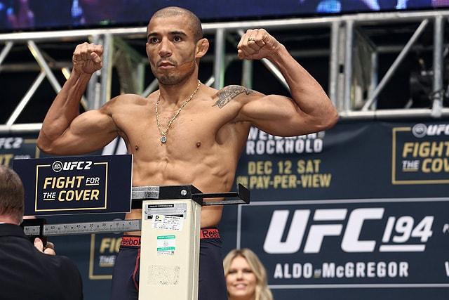 UFC Fortaleza Jose Aldo Renato Moicano