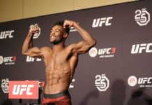 UFC Atlantic City Aljamain Sterling UFC 238