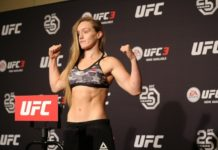 Aspen Ladd UFC Sarah Kaufman Yana Kunistkaya