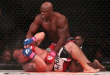 Bellator Heavyweight and WWE star Bobby Lashley