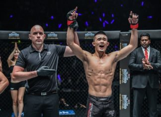 Christian Lee, ONE Championship