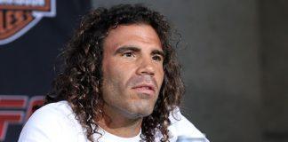 UFC lightweight Clay Guida