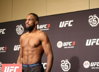 UFC Atlantic City Corey Anderson UFC Hamburg UFC 232