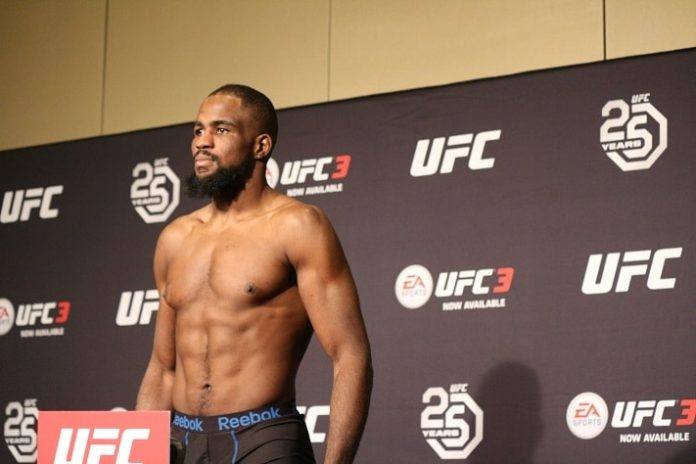 UFC Atlantic City Corey Anderson UFC Hamburg