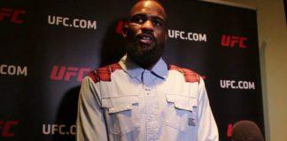 Corey Anderson, UFC Atlantic City