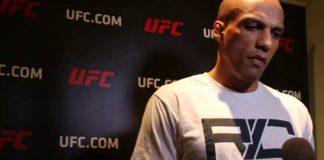 Edson Barboza, UFC Atlantic City media day