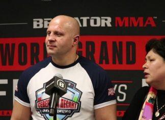 Fedor Emelianenko, Bellator 198