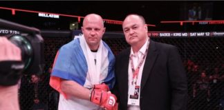 Fedor Emelianenko and Scott Coker