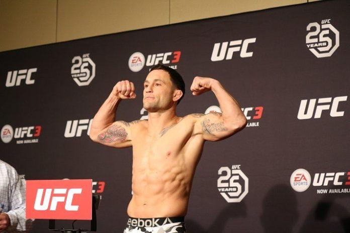UFC Atlantic City Frankie Edgar