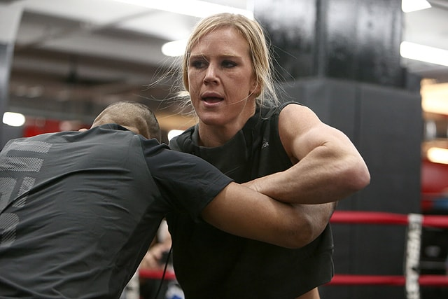 Holly Holm Reportedly to Fight Megan Anderson at UFC 225