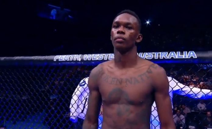 UFC Glendale Results Israel Adesanya Goes To Judges For