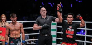 Kevin Belington, ONE Championship: Heroes of Honor