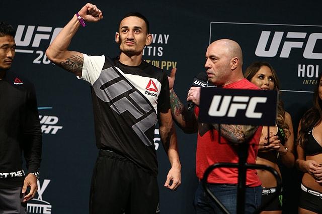 Max Holloway UFC 226 Francis Ngannou Derrick Lewis UFC 223 Brian Ortega