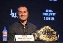 UFC 223, Max Holloway, Khabib Nurmagomedov, Tony Ferguson