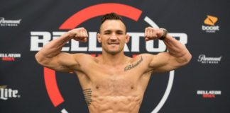 Bellator 197 Michael Chandler Bellator 212