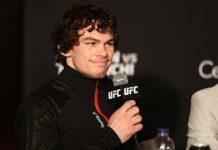 UFC lightweight Olivier Aubin-Mercier