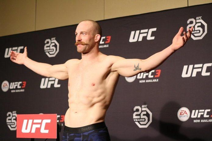 Patrick Cummins UFC Atlantic City