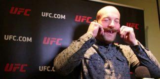 Patrick Cummins, UFC Atlantic City