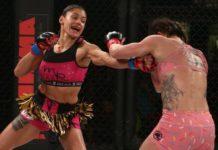 Former UFC/Current Invicta FC fighter Pearl Gonzalez