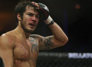 Roger Huerta returns at Bellator 196