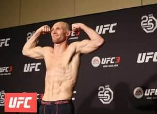 UFC Atlantic City Ryan LaFlare