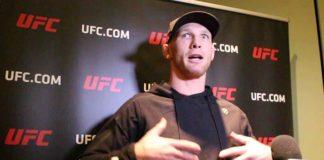 UFC welterweight Ryan LaFlare