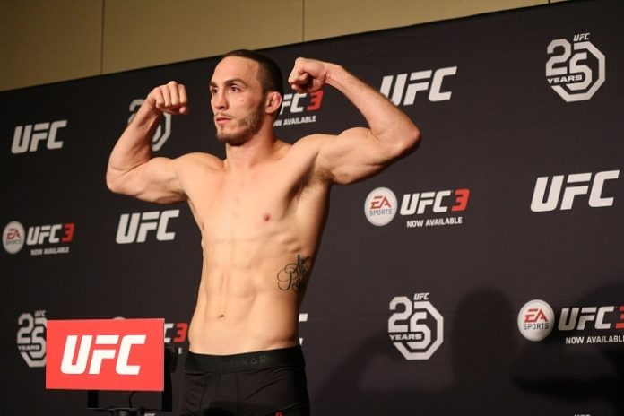 UFC Atlantic City Tony Martin (Anthony Rocco Martin)