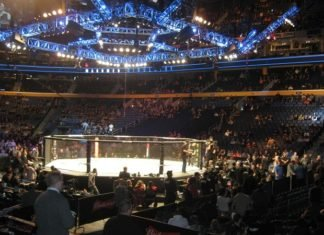 UFC 210, one of the many events the NYSAC has bungled