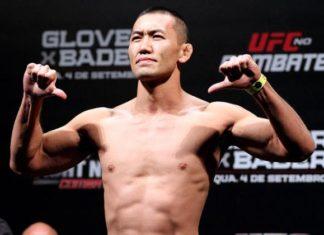 UFC: Yushin Okami