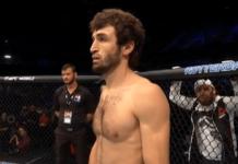 UFC featherweight Zabit Magomedsharipov