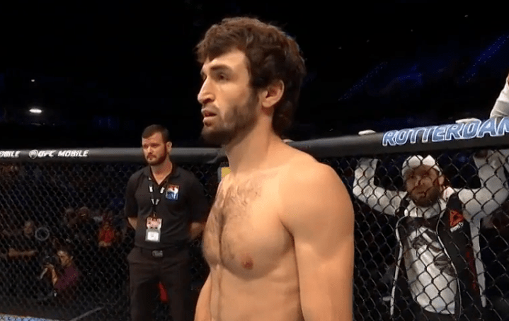 Zabit Magomedsharipov Wins All-Out War With Kyle Bochniak