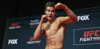 Sage Northcutt UFC Boise Zak Ottow