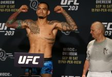 UFC 226 Yancy Medeiros Mike Perry