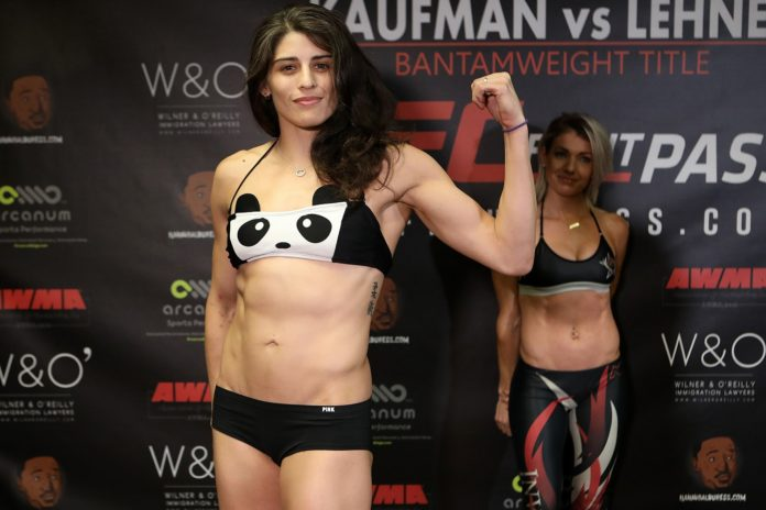 Julia Avila UFC