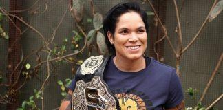 Amanda Nunes Raquel Pennington UFC 224