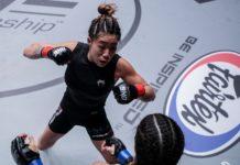 ONE Championship's Angela Lee