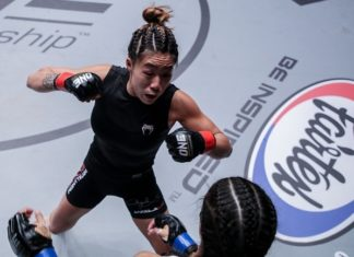 ONE Championship's Angela Lee