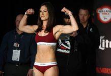 Bellator MMA Brooke Mayo