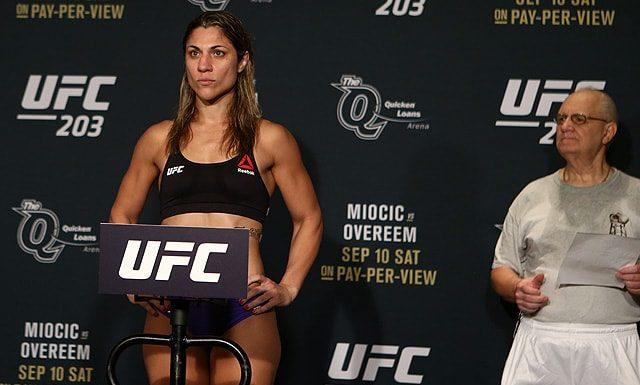 Bethe Correia UFC
