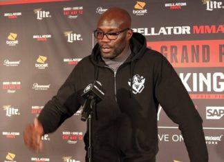 Cheick Kongo, Bellator 199