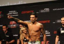 Claudio Silva UFC