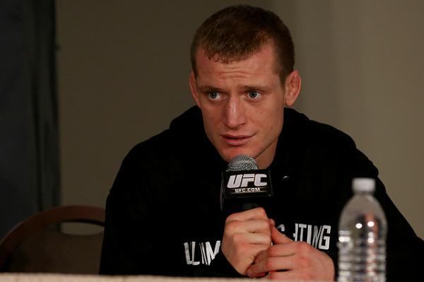 UFC davey grant