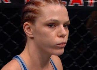 UFC flyweight Gillian Robertson