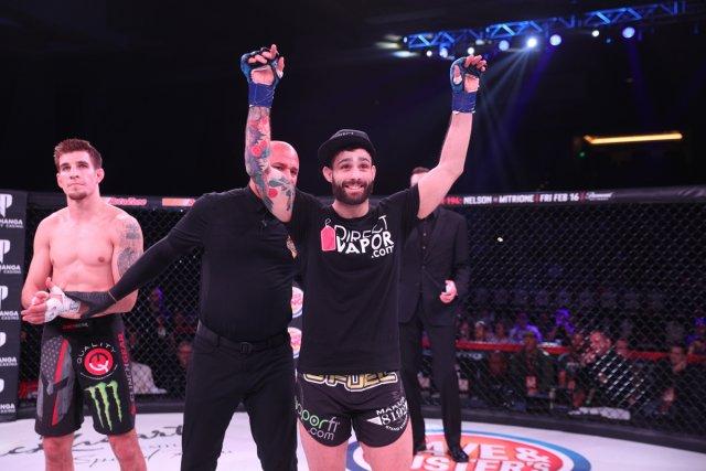 Bellator MMA's Jake Smith