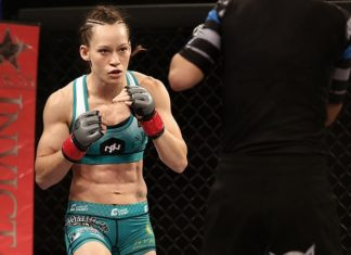 Jinh Yu Frey will face Minna Grusander at Invicta FC 30
