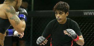 Indian MMA history