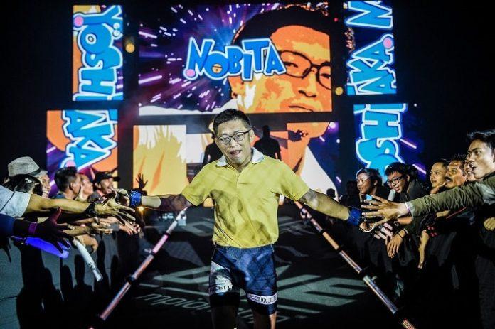 Yoshitaka Naito ONE Championship