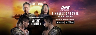 ONE Championship: Pinnacle of Power